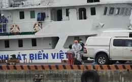 Vũng Tàu phát hiện 2 thuyền viên tàu Indonesia dương tính SARS-CoV-2: 20 người và thi thể vẫn trên tàu neo ngoài biển