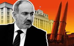 """Thủ tướng Armenia """"gây bão"""" với Iskander: Chuyên gia sốc, toàn quốc đau đầu, Nga nổi cơn thịnh nộ"""