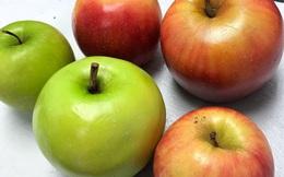 Thách thức thị giác 3 giây: Đố bạn nhìn ra quả táo nào làm bằng bánh ngọt trong bức hình này