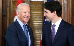 """Sau kế hoạch """"đá"""" TQ khỏi chuỗi cung ứng: TT Biden hẹn ông Trudeau cùng """"chĩa mũi dùi"""" vào Bắc Kinh"""