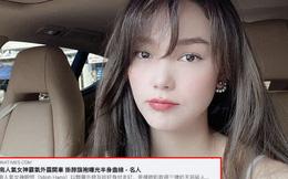 """Minh Hằng """"bùng nổ"""" visual ngoạn mục chỉ nhờ cắt tóc, ai dè lên hẳn báo Trung với nhan sắc được ví như nữ thần"""