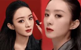 Tranh cãi hình ảnh quảng cáo mới của Triệu Lệ Dĩnh: Lột xác sang chảnh ngút ngàn hay đơ cứng, thiếu khí chất?