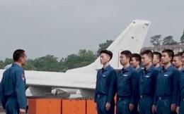 Hé lộ loạt oanh tạc cơ Trung Quốc tham gia tập trận ở Biển Đông