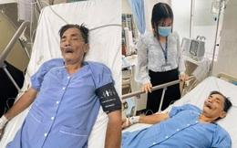 Diễn viên Thương Tín đột quỵ, sức khỏe nguy kịch, chưa liên hệ được người thân