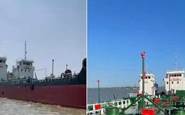 Gay cấn đường dây buôn bán xăng giả 'khủng, tìm thấy 2 tàu chống trả nhằm bỏ trốn