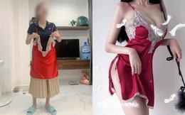 """Chê váy ngủ đặt qua mạng khác xa bản gốc, cô gái được chỉ ra một """"điểm mấu chốt"""" cứu vãn tình thế"""