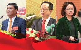 Chân dung tân Giám đốc Sở, Chánh văn phòng UBND TP Hà Nội