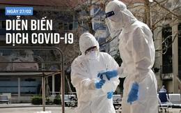 Dùng thuốc hiếm cứu chữa một bệnh nhân nặng ở Đà Nẵng; Nhân viên massage vẫn khỏa thân tiếp khách mặc kệ Covid-19