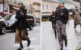 Sắc vóc của người mẫu 27 tuổi vừa trở thành tổng biên tập Vogue trẻ nhất