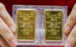 Giá vàng trong nước sáng 27/2 rớt mạnh, đắt hơn kỷ lục 8 triệu đồng/lượng so với vàng thế giới