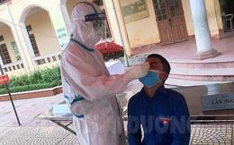Toàn bộ người dân xã Thanh Lang âm tính với SARS-CoV-2