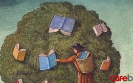 Bản lĩnh của một người ẩn giấu đằng sau những trang sách người ấy đọc