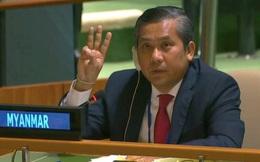 """Đại sứ Myanmar tại LHQ bị sa thải vì """"phản bội đất nước"""" sau phát biểu phản đối chính biến"""