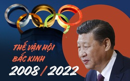 """Liệu Trung Quốc có thể thoát tẩy chay Olympic 2022, xóa mác """"công xưởng thế giới""""?"""