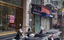 Khách sạn, cửa hàng Hà Nội lại treo biển cho thuê