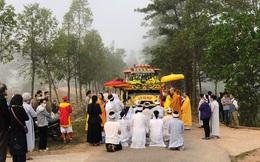 Xúc động tang lễ 'cung nữ đặc biệt' triều Nguyễn
