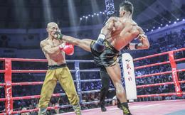 """Tiết lộ: """"Đệ nhất Thiếu Lâm"""" hóa ra lại giỏi nhất Muay Thái và không thạo võ Trung Quốc"""