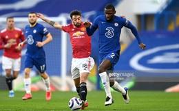 [TRỰC TIẾP] Chelsea 0-0 Man United: Thế trận đôi công hấp dẫn