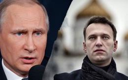 Lãnh án tù 2 năm 8 tháng, Navalny bực bội gọi ông Putin bằng biệt danh khó nghe
