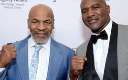Mike Tyson tiến gần tới trận đại chiến với Evander Holyfield, gần 24 năm sau pha cắn tai gây chấn động