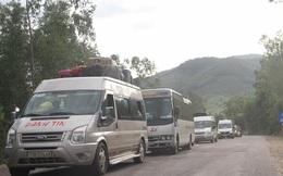 Bình Định: Ùn tắc vì hành khách đi xe từ ổ dịch Gia Lai chưa khai báo y tế