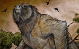 Phát hiện hóa thạch con lười khổng lồ có niên đại 3,5 triệu năm
