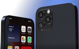 Ngắm bộ ảnh render cực chất về iPhone 13 không có bất kỳ cổng sạc nào