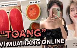 Loạt 'tai nạn' mua hàng online dở khóc dở cười nhắc nhở: Tết đến nơi rồi, tỉnh táo khi chi tiền nhé các bạn mình ôi!