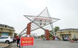 Gấp rút xây dựng Bệnh viện dã chiến số 3 ở thành phố Chí Linh