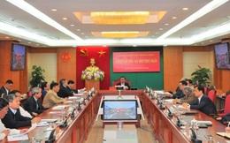 Ủy ban Kiểm tra Trung ương khóa XIII bầu các Phó Chủ nhiệm mới