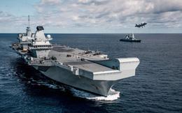Anh điều tàu sân bay tập trận chung với Nhật Bản: Thông điệp cứng rắn gửi tới Trung Quốc