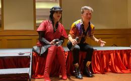Đàm Vĩnh Hưng và Thanh Lam hóa giải hiềm khích, lần đầu ngồi cạnh nhau sau nhiều năm