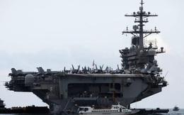 Tàu sân bay Mỹ trở lại điểm nóng, gửi thông điệp đến Trung Quốc