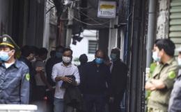 """Vụ cháy nhà trọ, 4 thanh niên tử vong ở Hà Nội: """"Biết có người mắc kẹt bên trong mà bất lực không cứu được"""""""