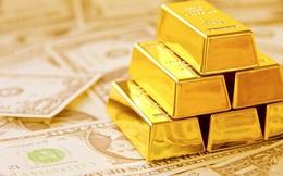 Giá vàng giảm mạnh, thấp nhất trong vòng 2 tháng qua