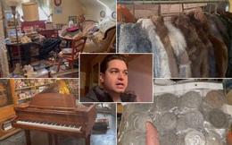 Bỏ hơn 200 triệu mua đứt đồ đạc của 1 bà cụ mới qua đời, anh chàng bỗng chốc đổi đời ngoạn mục