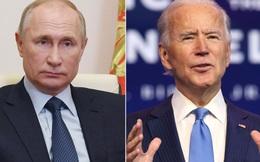 """Ông Biden không nể nang, trực tiếp cảnh cáo """"rắn"""" ông Putin: Mỹ sẽ bắt Nga """"trả giá"""" cho tất cả!"""