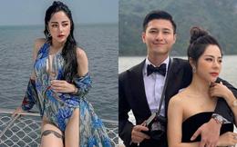 """Huỳnh Anh mất thời gian, lên """"chiến dịch"""" tán đổ vợ sắp cưới gợi cảm, hơn 6 tuổi ra sao?"""