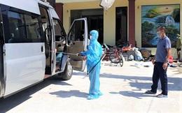 Điện Biên: Tước giấy phép lái xe, phù hiệu của xe khách chở 2 cô gái dương tính với SARS-CoV-2