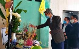 Thanh Hóa hỗ trợ gia đình 2 anh em tử vong trong vụ cháy ở Hà Nội