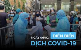 Hơn 1000 nhân viên Tân Sơn Nhất được xét nghiệm khẩn trong đêm nay