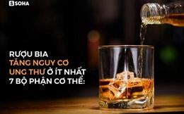 [Ảnh sức khỏe] Loại đồ uống hấp thụ càng nhiều càng có nguy cơ ung thư: Người Việt dùng vô tội vạ!