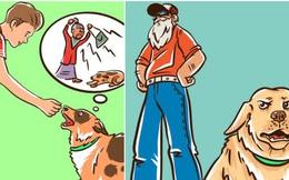 Nỗi lòng của những người sợ chó: Tại sao chó nhìn thấy bạn lại sủa, với người khác thì không?