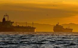Siêu tàu chở dầu lũ lượt hướng về các cảng biển của Trung Quốc