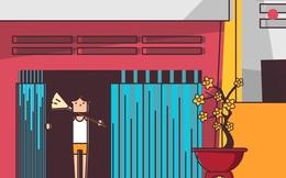 Tạm biệt năm cũ để đón năm mới: Tại sao nhà nhà đều tổng vệ sinh, tỉa chân hương và lau bàn thờ?
