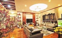 3 mẹo trang trí cực đơn giản nhưng có thể đem cả không khí xuân vào phòng khách nhà bạn