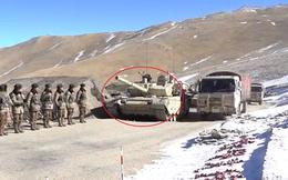 TQ xếp sẵn dàn xe tăng chủ lực ở biên giới, đe dọa Ấn Độ dám tập kích sẽ bị tiêu diệt ngay tức khắc