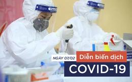 4 nhân viên bốc dỡ ở sân bay Tân Sơn Nhất nghi nhiễm COVID-19; Hải Dương thần tốc truy vết liên quan ca bệnh là nhân viên giao hàng