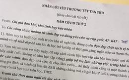 Cô giáo giao liền 6 bài tập Tết, dùng ngôn ngữ 'quá là sến' nhưng lại khiến học trò rần rần xin thêm!