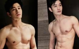Body 6 múi 'hot hòn họt' của Huỳnh Hiểu Minh đang gây bão Weibo: Ai dám tin đây là ông bố U45?